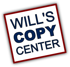 Welcome to Will's Copy Center